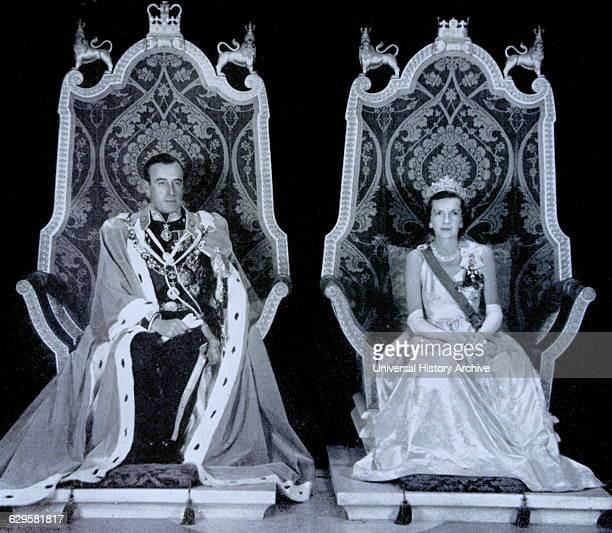The Earl and Countess Mountbatten of Burma The title was created for Rear Admiral Louis Mountbatten 1st Viscount Mountbatten of Burma the last...