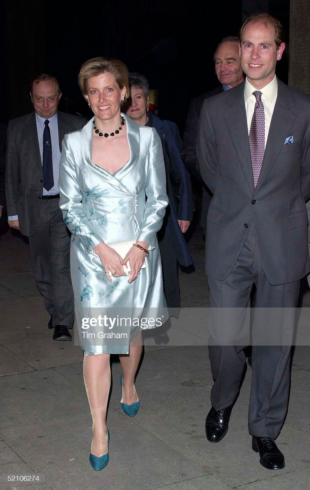 Sophie And Prince Edward : News Photo