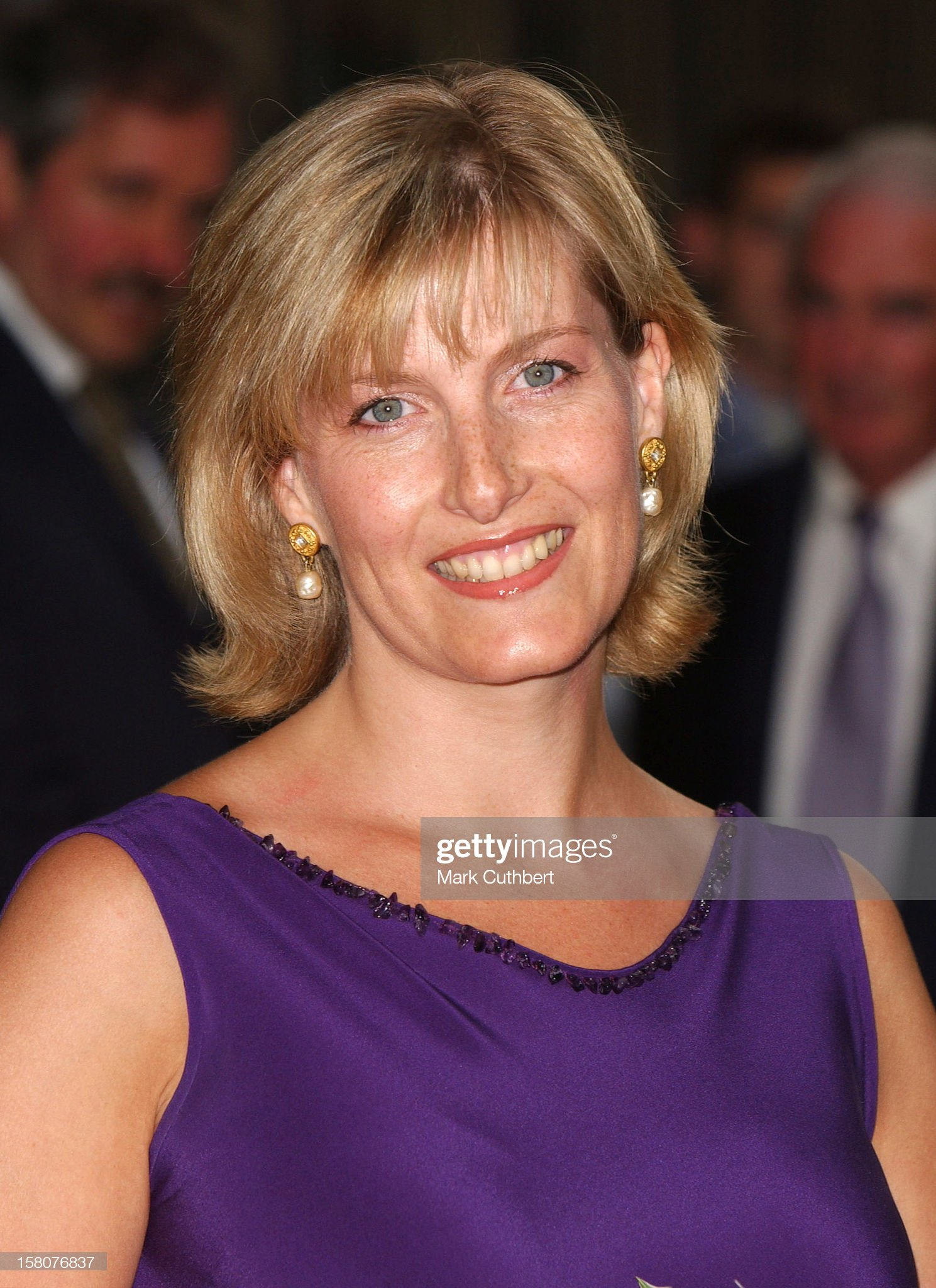 The Earl & Countess Of Wessex Attend A Gala Evening Of Dance : News Photo