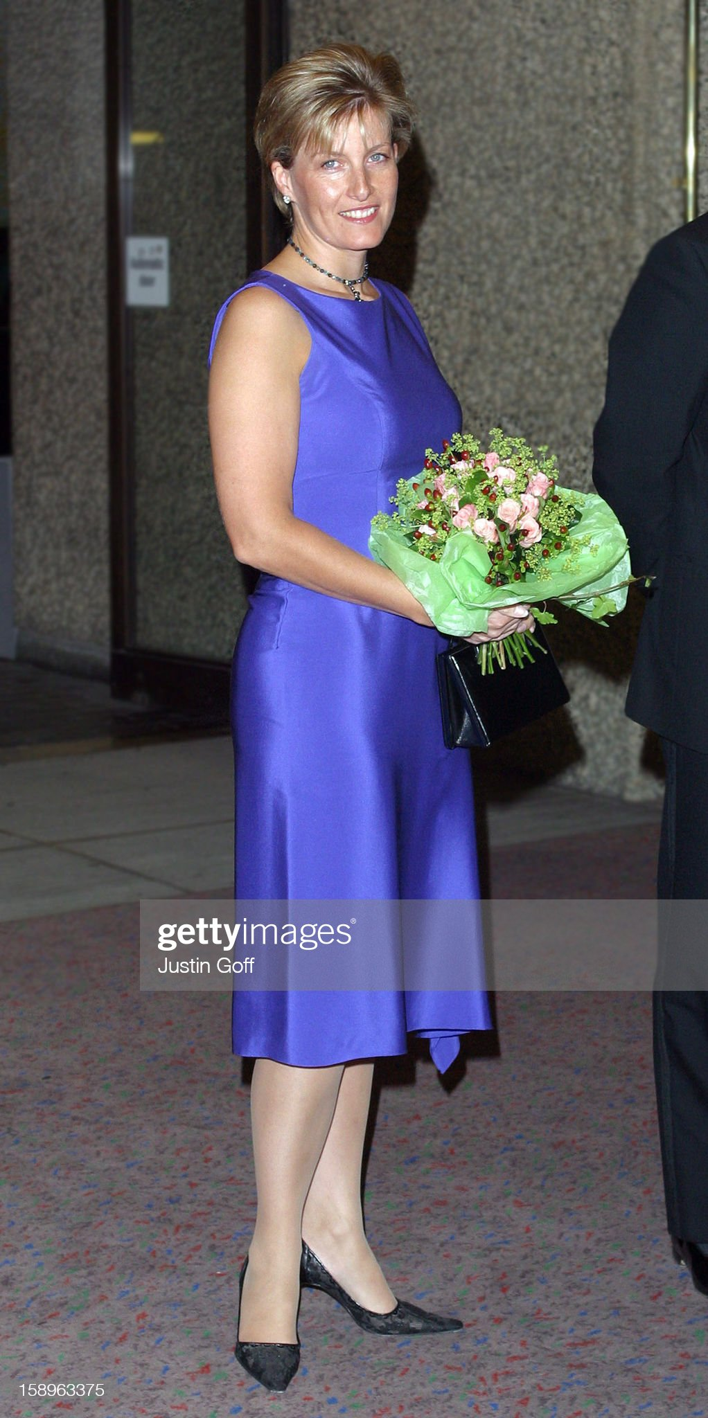 The Earl & Countess Of Wessex Attend Conductor Colin Davis' 75Th Birthday Gala : News Photo