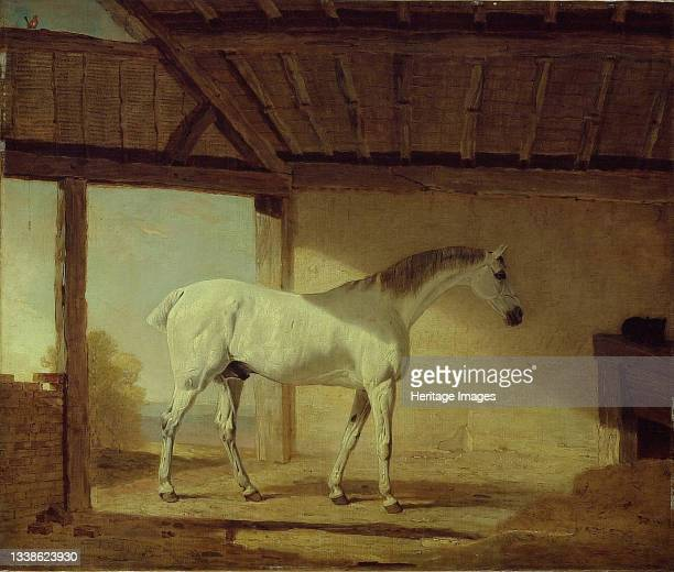 The Earl of Coventry's Horse, 1805. Artist Benjamin Marshall.