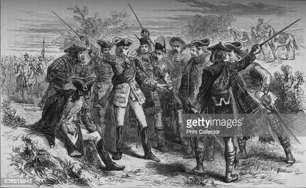 The Earl of Mar's Council of War' November 1715 John Erskine Earl of Mar was a Scottish Jacobite who when deprived of office by the new king George I...