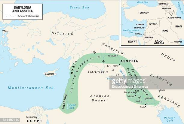 The earliest cities for which there exist records appeared around the mouths of the Tigris and Euphrates rivers Gradually civilization spread...
