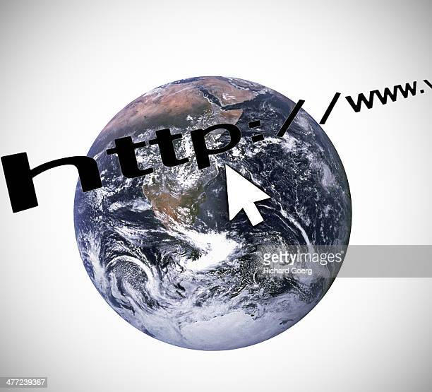 The Earth  and HTTP