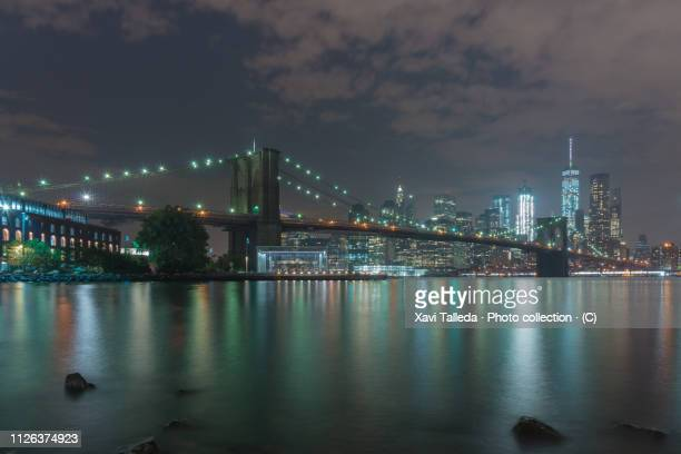 The East River from DUMBO