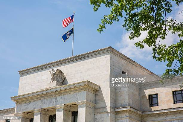 The Eccles Building location of the Board of Governors of the Federal Reserve System and of the Federal Open Market Committee June 2 2016 in...