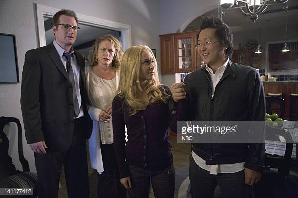 HEROES The Eclipse Part 2 Episode 11 Aired Pictured Jack Coleman as Noah Bennet/HRG Ashley Crowe as Sandra Bennet Hayden Panettiere as Claire Bennet...