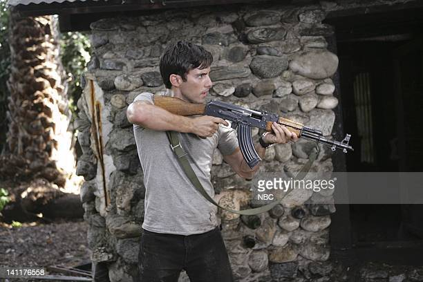 HEROES 'The Eclipse' Part 2 Episode 11 Aired Pictured Milo Ventimiglia as Peter Petrelli Photo by Adam Taylor/NBCU Photo Bank