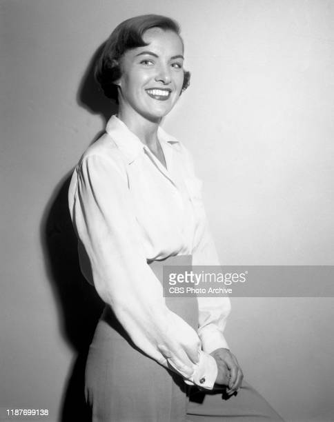 The Ed Wynn Show a CBS television sketch comedy and music program Guest star actress Ella Raines March 31 1950