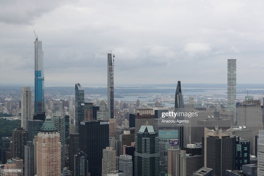 The EDGE in NYC reopens for visitors : News Photo
