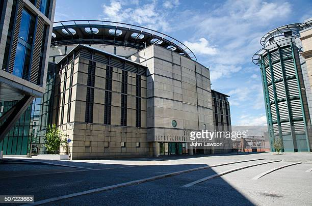 The Edinburgh International Conference Centre, often abbreviated to 'EICC'. This is the main convention and conference venue in Edinburgh, Scotland,...