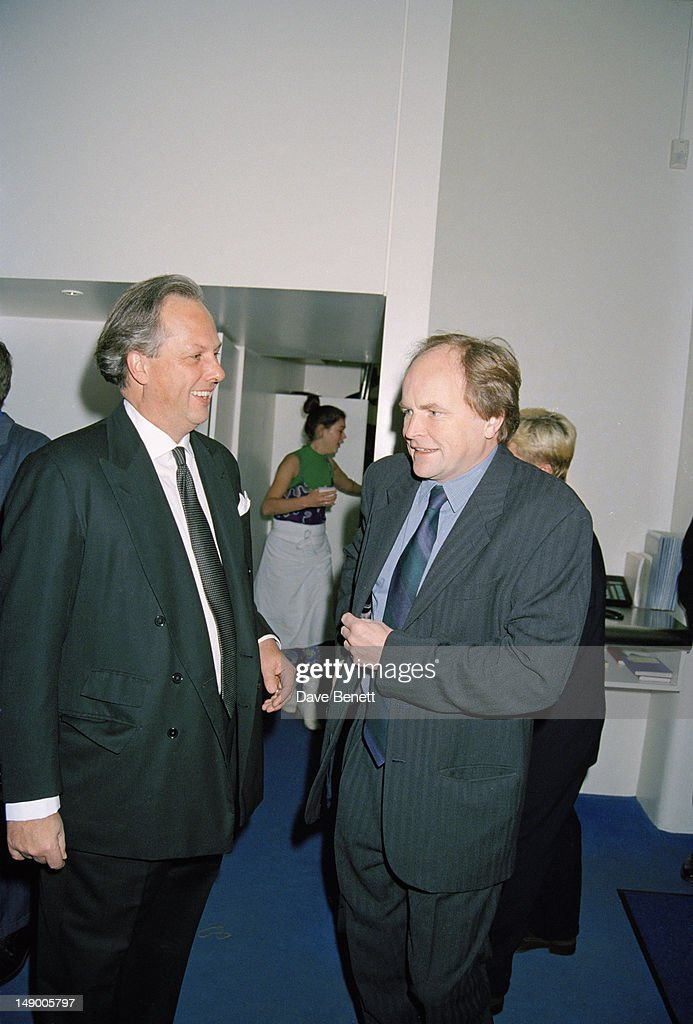Anderson And Carter : News Photo