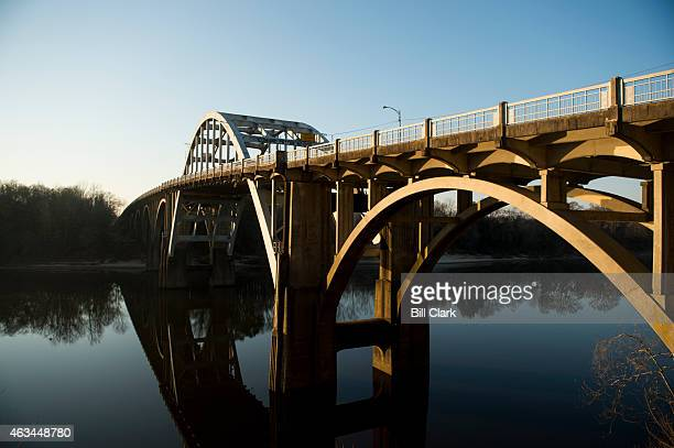 The Edmund Pettus Bridge over the Alabama River in Selma, Ala., was the scene of Bloody Sunday on March 7 when police beat protesters to prevent them...