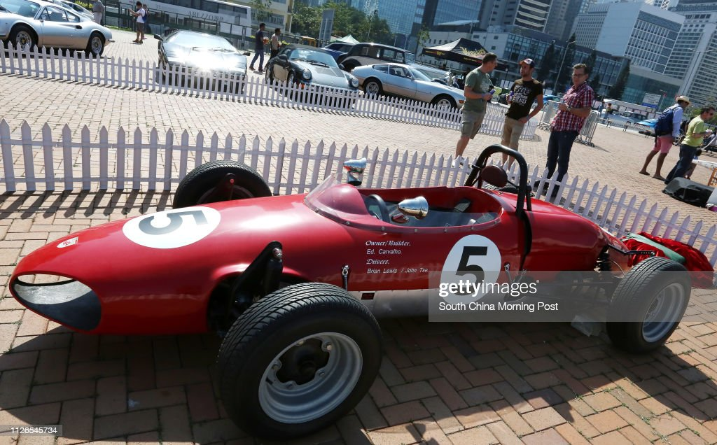 The Edsbrat One Of The Stunning Cars On Display At Hong Kong