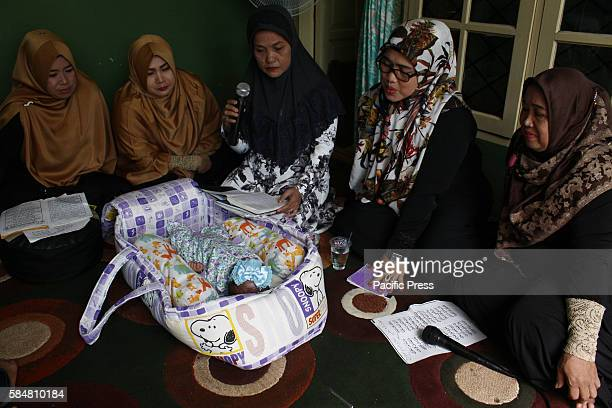 The Edwin family partake in a ceremony called Akikah for his newborn child Akikah is one of the Shari'a in Islam which was recommended by the Prophet...