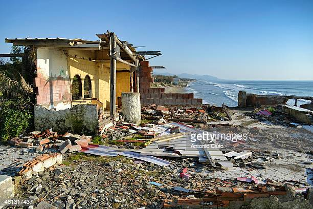 CONTENT] The effects of December storms on the coast of Lazio Latina December 7 2013 © Antonio Ciufo