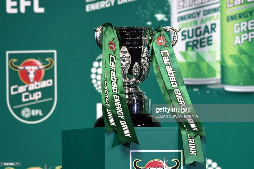 FBL-EFL-CUP-DRAW : News Photo