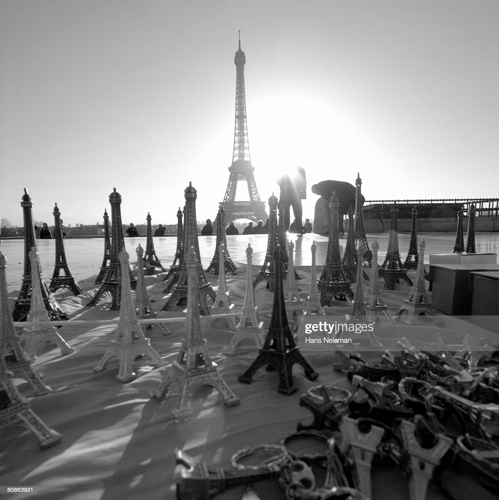 The Eiffel Towers : Stock-Foto