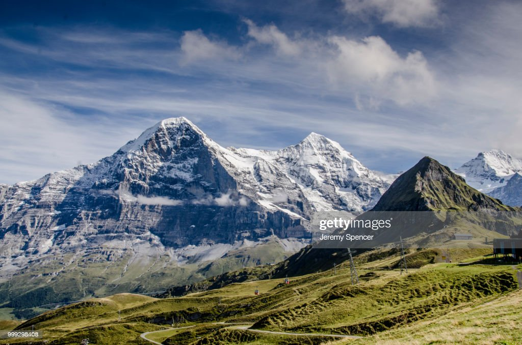 The Eiger Collection : Stock Photo