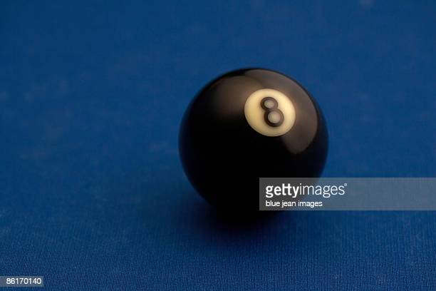 The eight ball - billiards concepts
