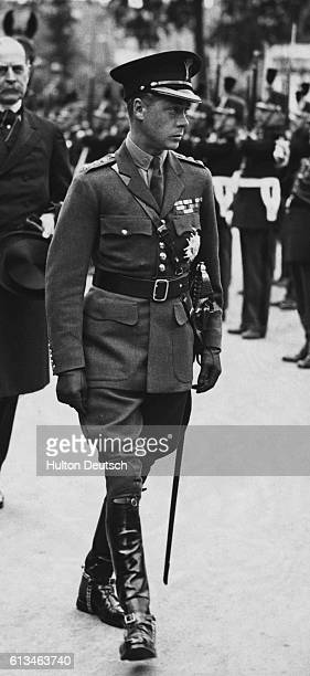 The eldest son of King George V, the Prince of Wales became King Edward VIII in January 1936, but abdicated in December of the same year to marry the...