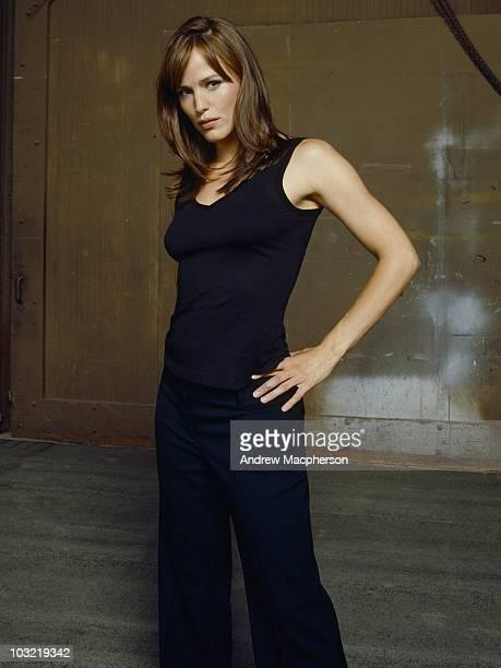 101062_0389 ALIAS The electrifying Emmy Award winning spy drama ÒAliasÓ returns for an emotionally gripping fourth season Jennifer Garner stars in...