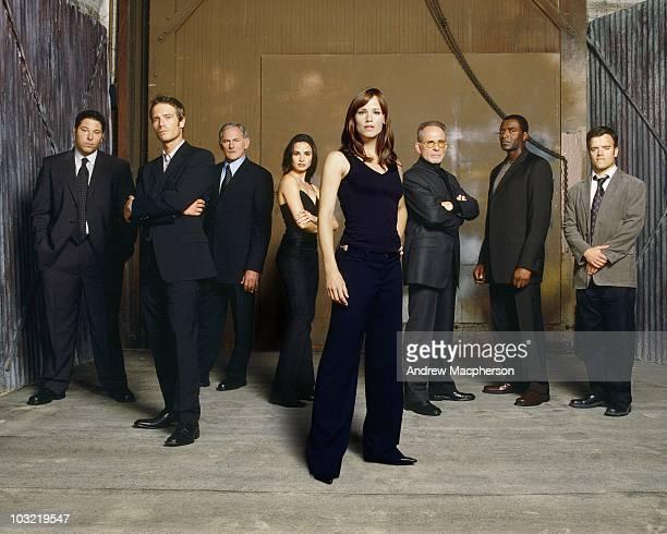 101062_0038 ALIAS The electrifying Emmy Award winning spy drama ÒAliasÓ returns for an emotionally gripping fourth season Jennifer Garner stars in...