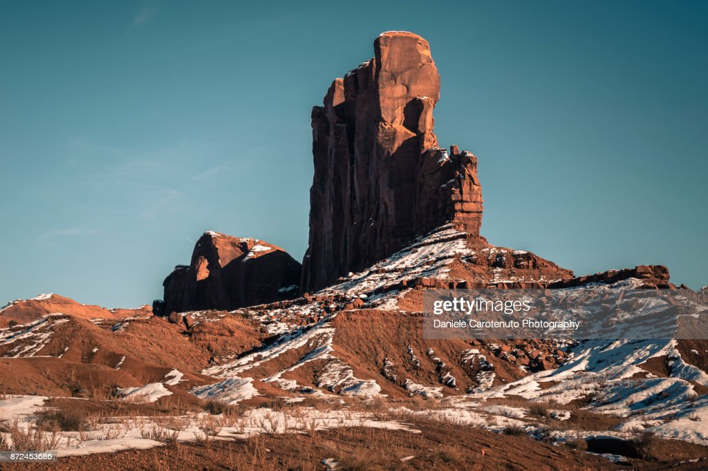 The Elephant Butte : Stock Photo