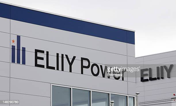 The Eliiy Power Co plant stands in Kawasaki City Kanagawa Prefecture Japan on Wednesday June 13 2012 The company established by President Hiroichi...