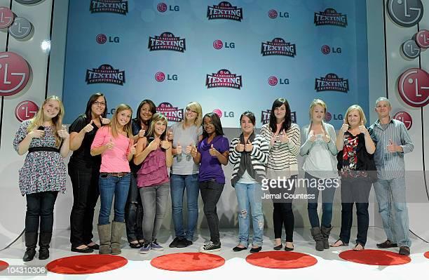 The Elite 8 Angel Conlan Lauren Hernandez Rachel Fraser Katlin Bradshaw Erin Fink Rihanna Hendrickson Ashley Nunez Catherine Reinagel and Katelyn...