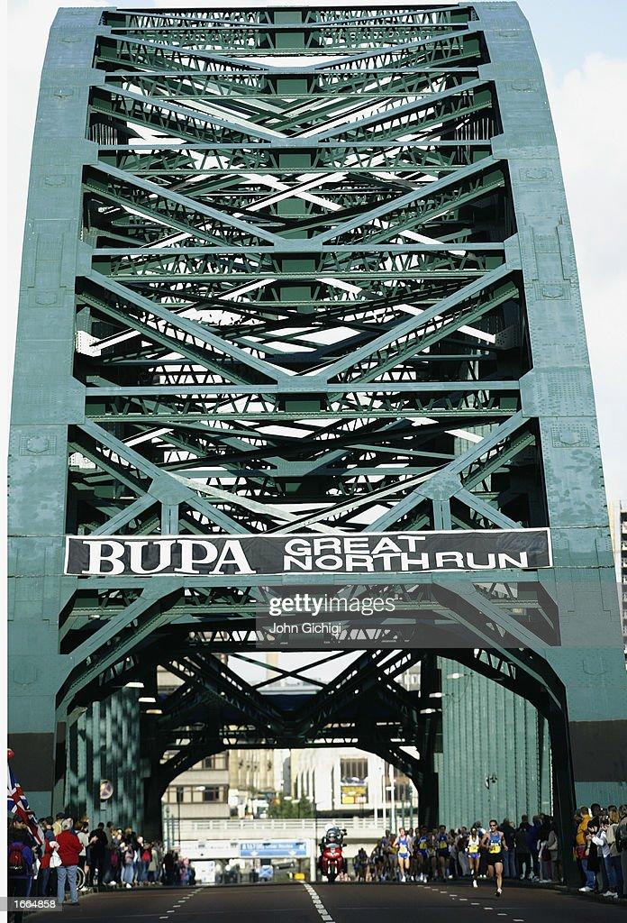Tyne Bridge : News Photo