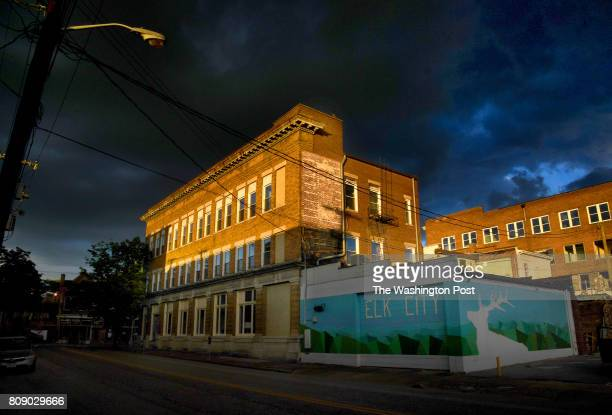 The Elk City Historic District in Charleston's West side is an emerging neighborhood that has several murals and new businesses opening up as it...