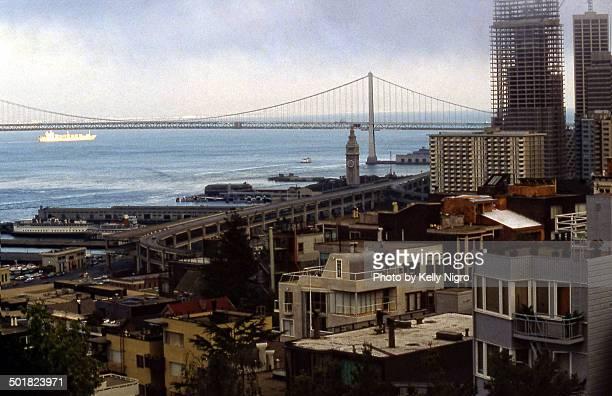 The Embarcadero in San Francisco, California