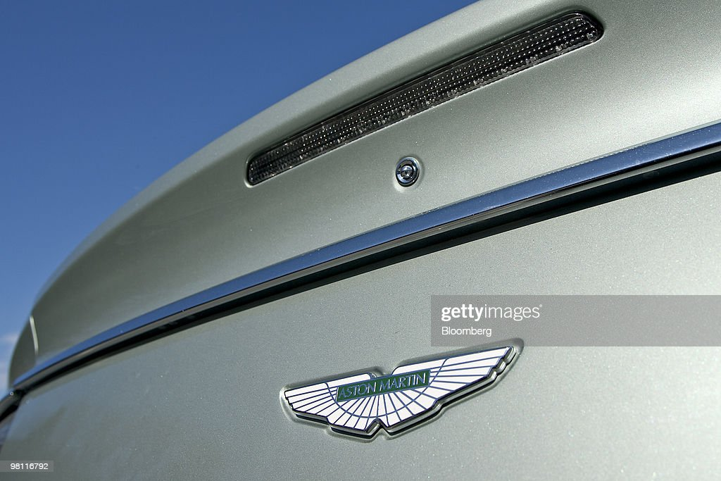 Aston Martin Rapide Sedan Test Drive Photos And Images Getty Images