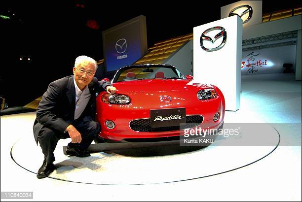 The Embodiment Of Mazda Motor Corporation'S 'ZoomZoom' Brand Message The LightweightTooSeatOpenTop Roadster Sports Car Went On Sale Today In Tokyo...