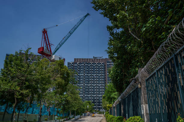 CHN: Evergrande's Hong Kong Properties as Banks Rethink Mortgage Halt After Queries From HKMA
