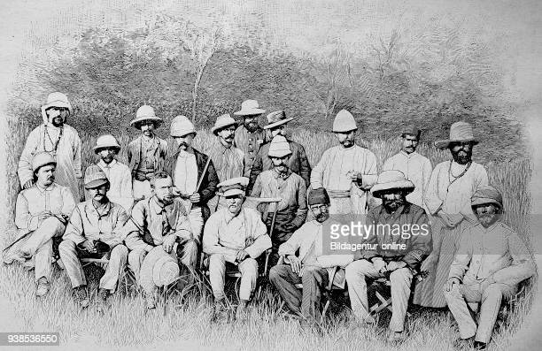 The Emin Pasha Relief Expedition of 1886 to 1889 was one of the last major European expeditions into the interior of Africa in the nineteenth century...
