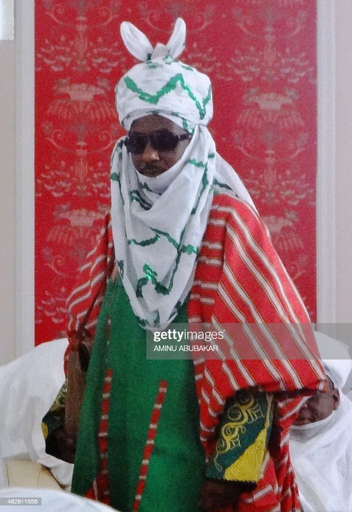NIGERIA-POLITICS-EMIR : News Photo
