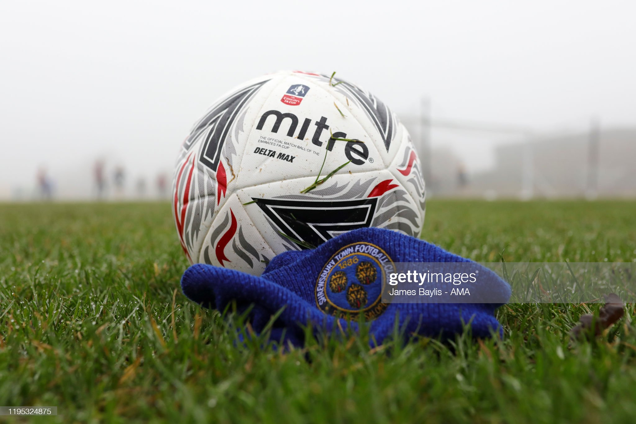 Shrewsbury Town FA Cup Press Day : News Photo