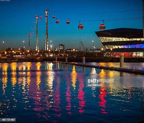 CONTENT] The Emirates river crossing from the O2 to Excel arena