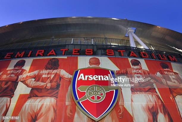 The Emirates Stadium home of Arsenal