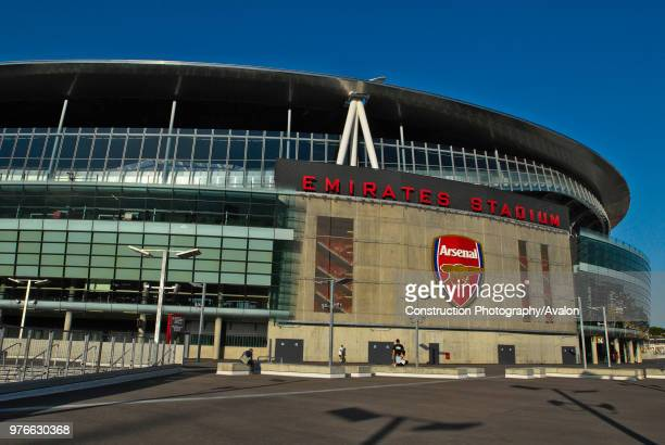 The Emirates Stadium in Ashburton Grove, north London, is the home of Arsenal Football Club The stadium opened in July 2006, and has an all-seated...