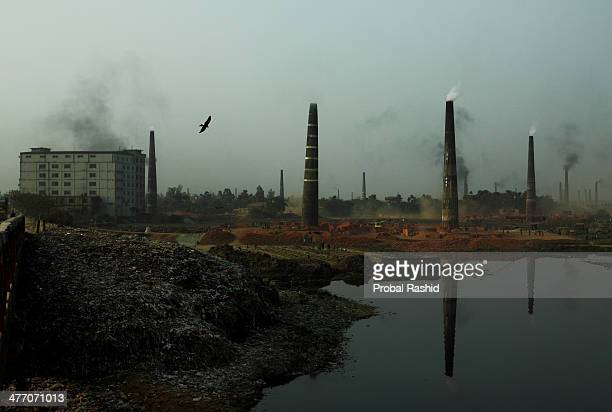 GAZIPUR DHAKA BNAGLADESH GAZIPUR BANGLADESH The emission of various greenhouse gases such as CO2 methane among others from various industries...