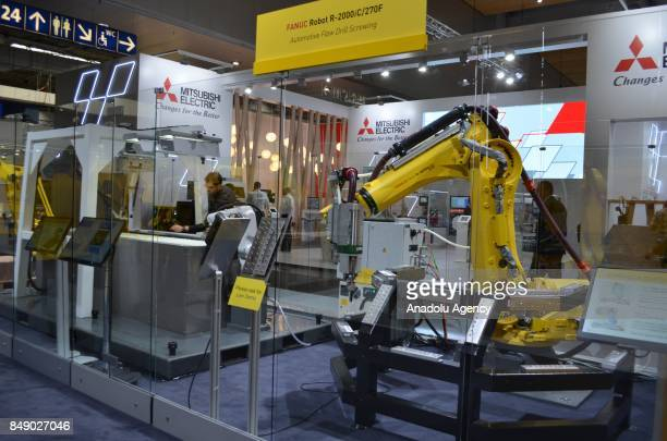The EMO Hannover Fair exhibits 2214 companies from 45 nations and with the attendance of German President FrankWalter Steinmeier Governor of German...