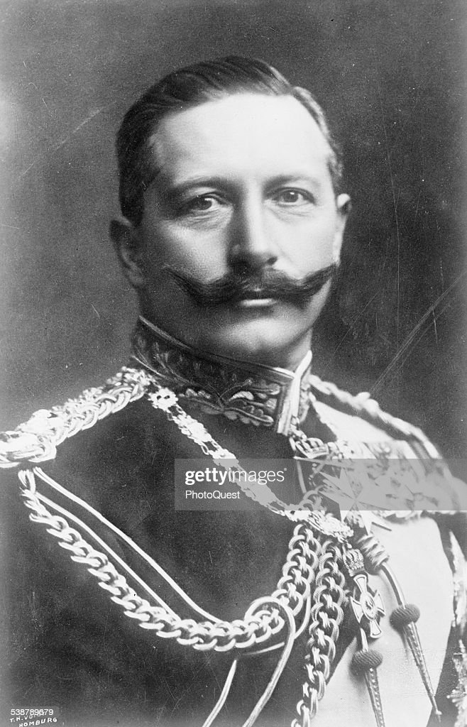 the emperor wilhelm of germany 1914 ニュース写真 getty images
