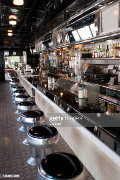 The Empire Diner restaurant is located in the Chelsea neighborhood 210 10th Avenue Together with its design which is enough reason to visit we can...