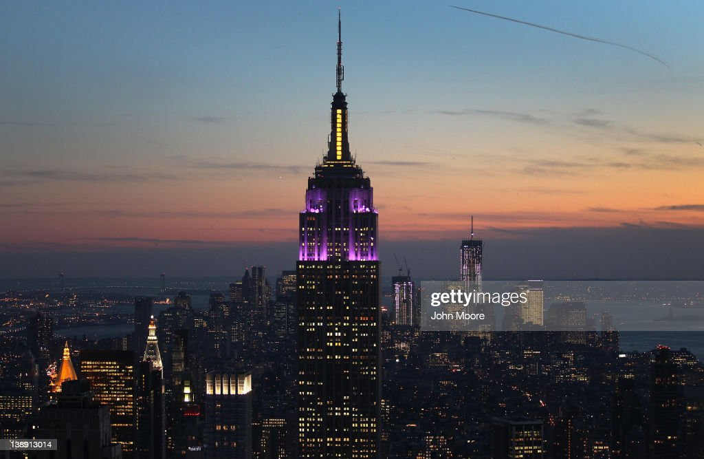 Owners of New York City's Empire State Building File For IPO : News Photo