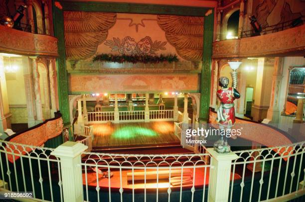 The Empire Theatre Corporation Road Middlesbrough has been completely refurbished and turned into a pub 10th May 1993