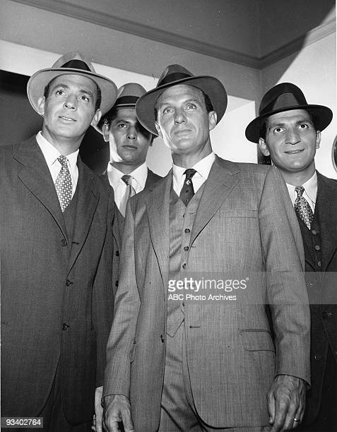 UNTOUCHABLES The Empty Chair Season One 10/15/59 Agents Martin Flaherty William Youngfellow Eliot Ness and Enrico Rossi were known as Untouchables...