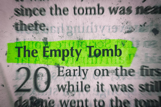 the empty tomb christian concepts in the pages of the bible